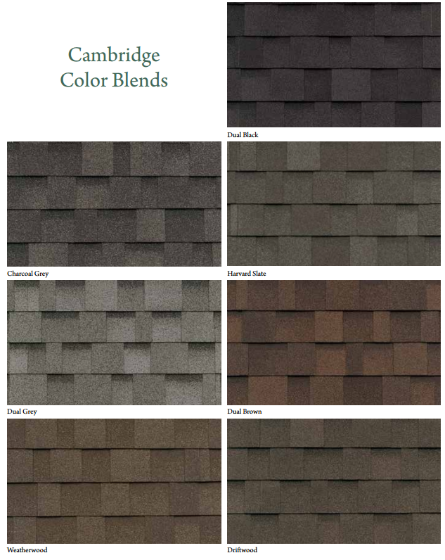 Roofcolors